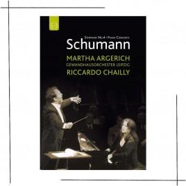 Robert Schumann Symphonie Nr.4 DVD Cover