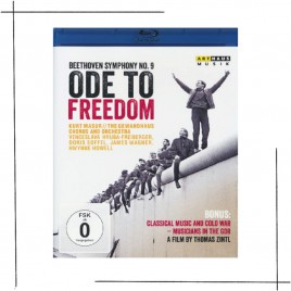 Ode to Freedom - 25 Jahre Mauerfall Cover