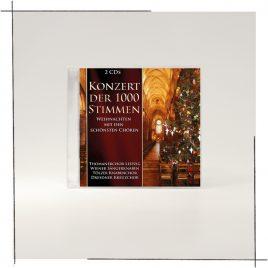 Konzert der 1000 Stimmen <br> (2 CDs)