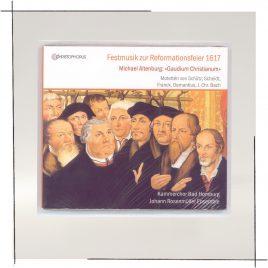 Festmusiken zur Reformationsfeier 1617