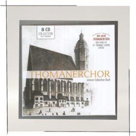 Thomanerchor Johann Sebastian Bach (8 CD Collection)