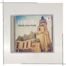 Cover Leipzig Musik einer Stadt