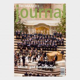 THOMANER journal 01|2018