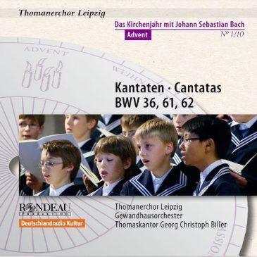 Thomanerchor Leipzig: Kantaten zu Advent