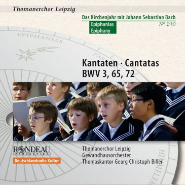 Thomanerchor Leipzig: Kantaten zu Epiphanias