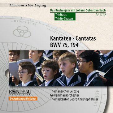 Thomanerchor Leipzig: Kantaten zu Trinitatis