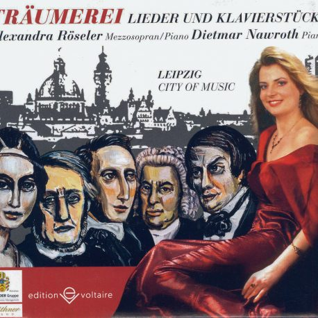 TRÄUMEREI LEIPZIG-CITY OF MUSIC - Alexandra Röseler