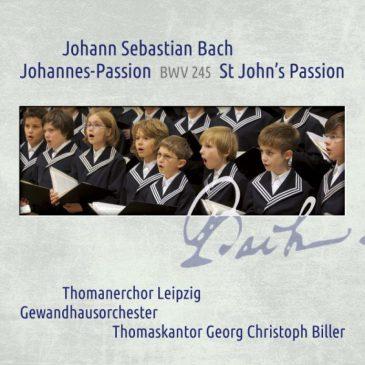 Johann Sebastian Bach: Johannes-Passion BWV 245