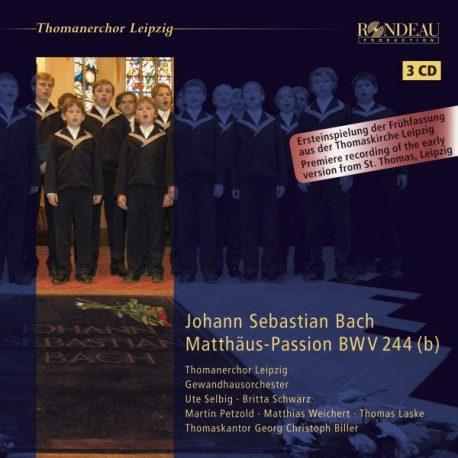 Bach Mattaeus-Passion