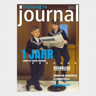 THOMANER journal 01|2014