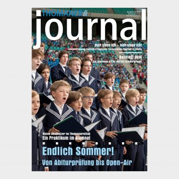 THOMANER journal 02 2014