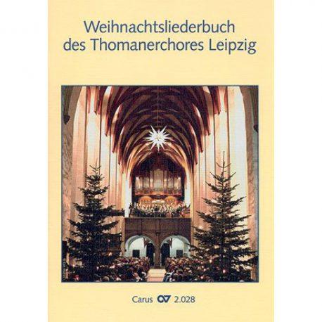 Weihnachtsliederbuch Thomanerchor