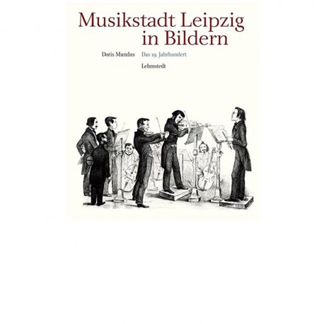 Cover Musikstadt Leipzig, Band 2