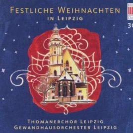Festliche Weihnacht mit dem Thomanerchor