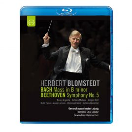Herbert Blomstedt Bach_h-Moll Messe Beethoven 5 Symphony