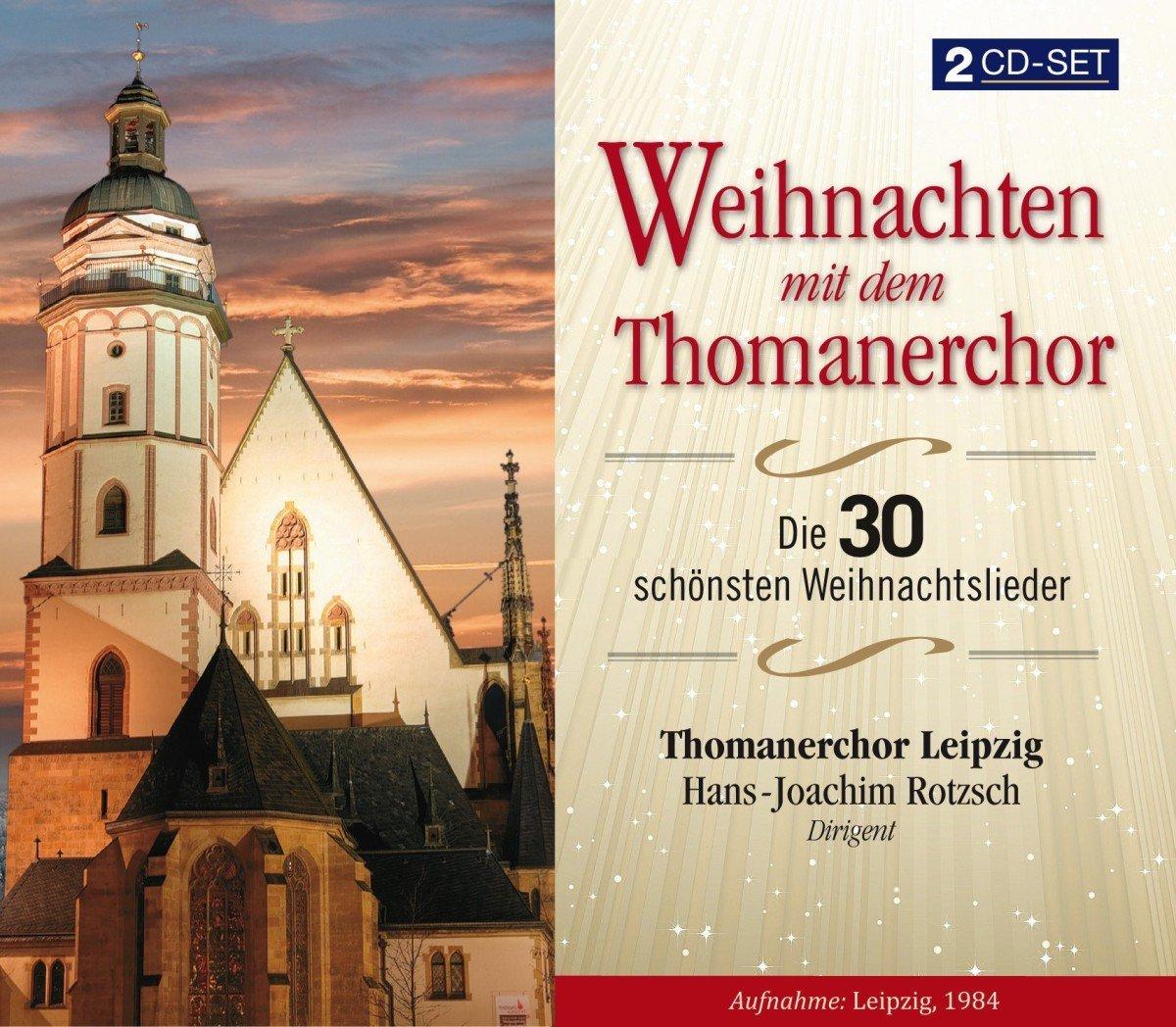 Weihnachten mit dem Thomanerchor CD