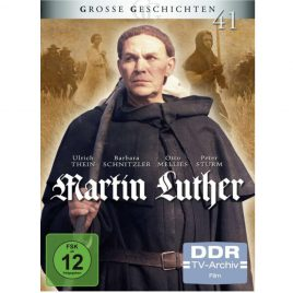 DVD Martin Luther