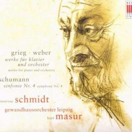Kurt Masur dirigiert das Gewandhausorchester Leipzig
