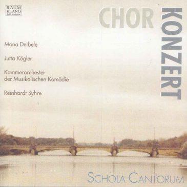 Schola Cantorum Chorkonzert