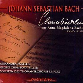 J.S. Bach - Clavierbüchlein vor Anna Magdalena Bachin