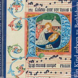Schola Cantorum ein Kind geborn zu Bethlehem