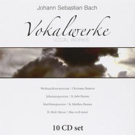 Bach Vokalwerke