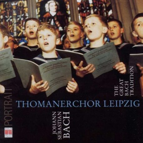 The Great Bach Thomanerchor Leipzig