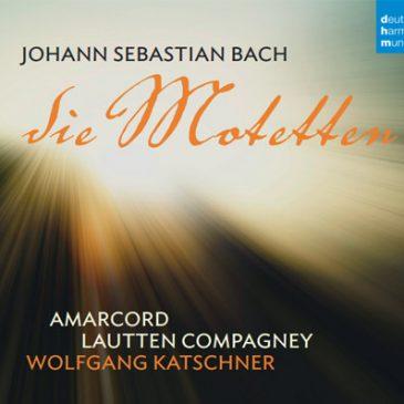 Amarcord Johann Sebastian Bach die Motetten