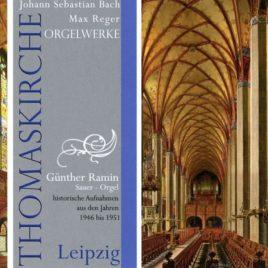 Orgelwerke von Bach und Reger