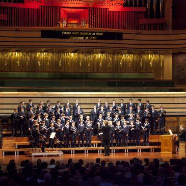 Thomanerchor Leipzig gab umjubeltes Konzert in Budapest