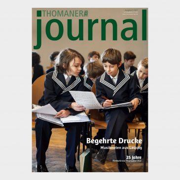 THOMANER journal 01|2017