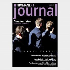 THOMANER journal 03|2015