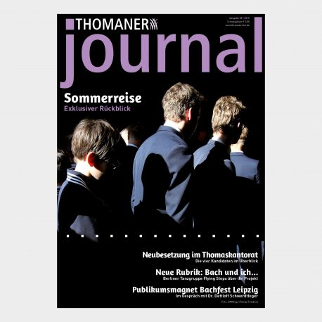 THOMANER journal 03|2015