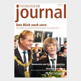 THOMANER journal 03|2016