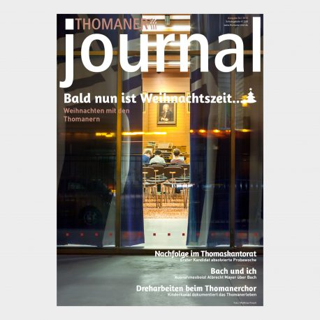 THOMANER journal 04|2015