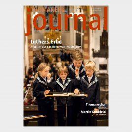 THOMANER journal 04|2016
