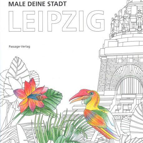 Leipzig-Malbuch