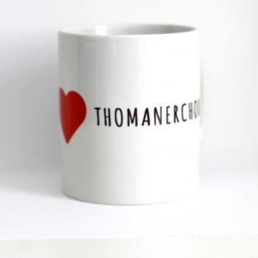 Die Leipzig Tasse I LOVE Thomanerchor