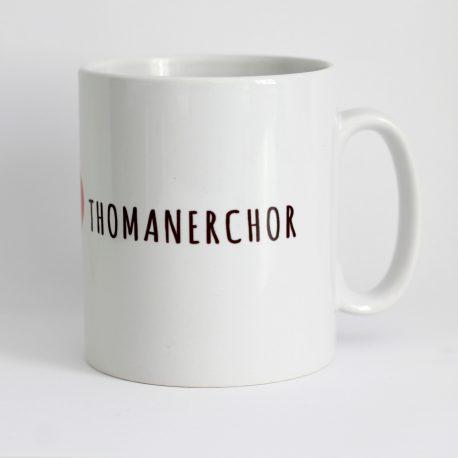 I Love Thomanerchor. Die besondere und einzigartige Kaffeetasse.