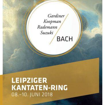 »LEIPZIGER KANTATEN-RING 2018«