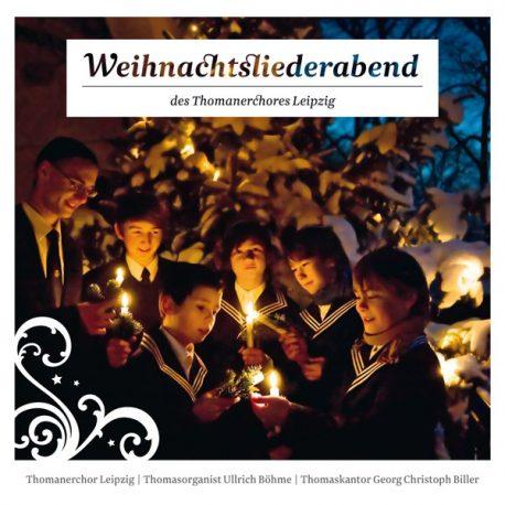 CD Weihnachtsliederabend Thomanerchor