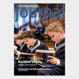 THOMANER journal 02|2017