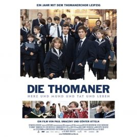 Ein Jahr mit dem Thomanerchor Leipzig (DVD)