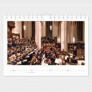 Leipzig Kalender 2018 Thomanerchor Thomaskirche