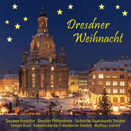 Dresdner Weihnacht Cover