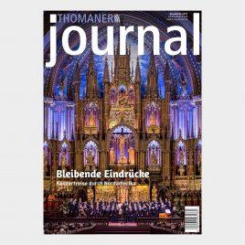THOMANER journal 04|2017