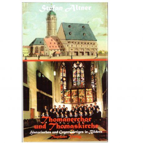 Buch Thomanerchor und Thomaskirche
