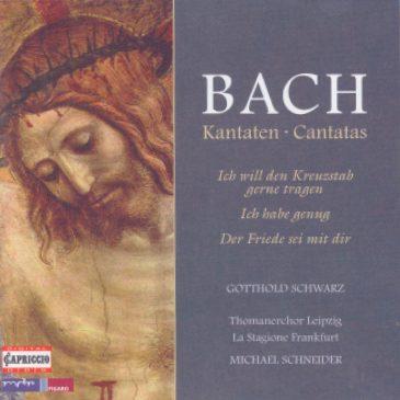 Kantaten BWV 82, BWV 158, BWV 56