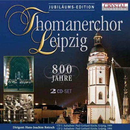 Jubiläums-Edition 800 Jahre Thomanerchor Leipzig