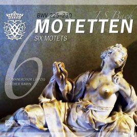 Thomanerchor (Ramin) Die Motetten BWV 225-230